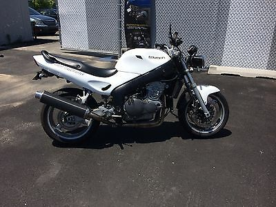 2001 Triumph Sprint  Triumph sprint RS STREET FIGHTER