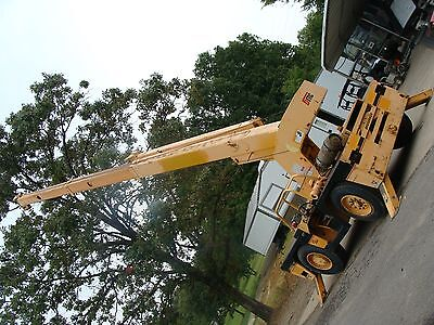 Broderson IC 200 2B Carry Deck Crane - 15 ton - Dual Fuel