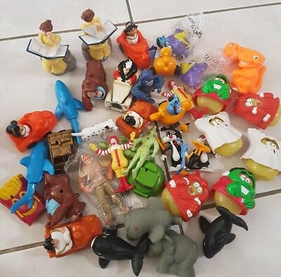 mcdonalds toys bulk lot  disney ect.