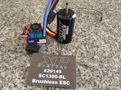 Reedy 1/8 Scale Brushless ESC & Motor 4074