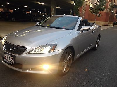 2014 Lexus IS  2014 Lexus IS 250 Convertible