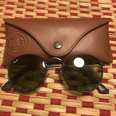 Ray Ban Round Sunglasses rb3475-q