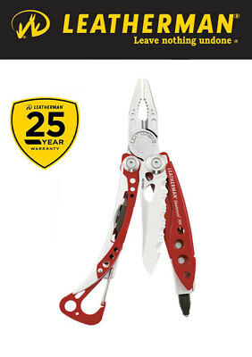 Genuine Leatherman Skeletool RX - Rescue Model Orange, Stainless