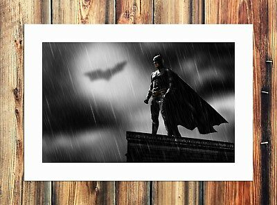 Batman dc comics Painting HD Print on Canvas Home Decor Wall Art Pictures Poster