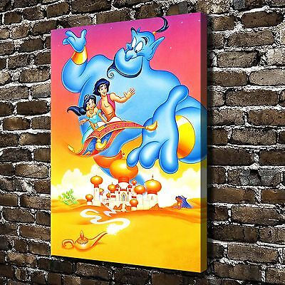 Disney cartoon Aladdin Paintings HD Print on Canvas Home Decor Wall Pictures