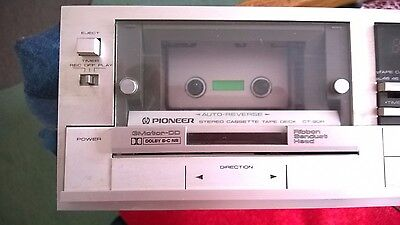 Pioneer CT 90R Cassette Player