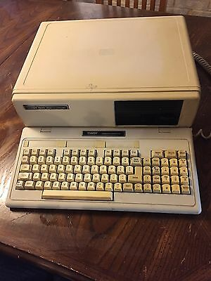 Vintage Computer Tandy 1000 Personal Computer very rare   ASIS untested