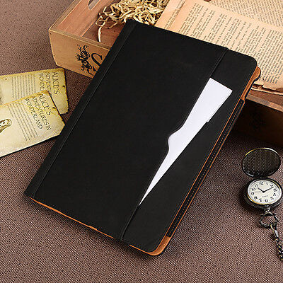 """Soft Leather Folding Smart Case Stand Cover Wallet For New iPad 9.7"""" &10.5"""" 2017"""