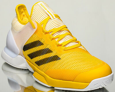 new arrival 69ac6 4158d adidas adizero Ubersonic 2 men tennis sneakers yellow Last size 13,5 US  CG3083