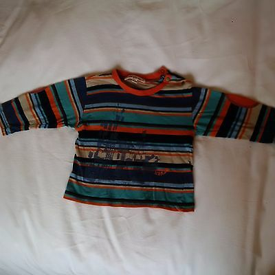 KENZO boys colourful top age 12 months excellent condition