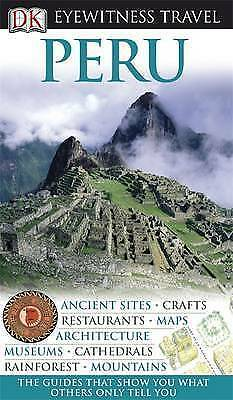 Peru (DK Eyewitness Travel Guide)-ExLibrary