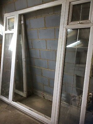 Upvc double glazed french doors picclick uk for External french doors and frame