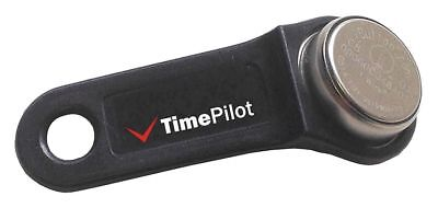 Timepilot iButton Keytabs, Keychain Mount, Oblong   1010