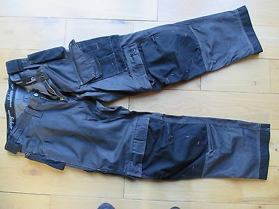Snickers 3312 Duratwill Work trousers