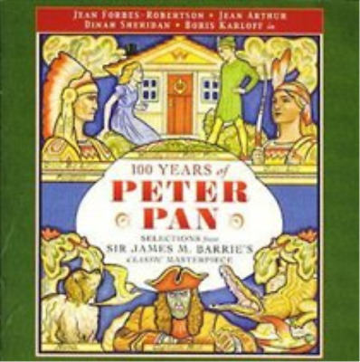 100 Years of Peter Pan  CD NUOVO (Importazione USA)