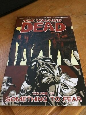 Walking Dead Volume 17 Something To Fear