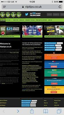 Sports tipping / casino affiliate company for sale 200k followers