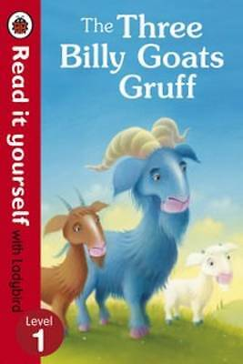 The Three Billy Goats Gruff - Read it Yourself with Ladybird:9780723272748-G018