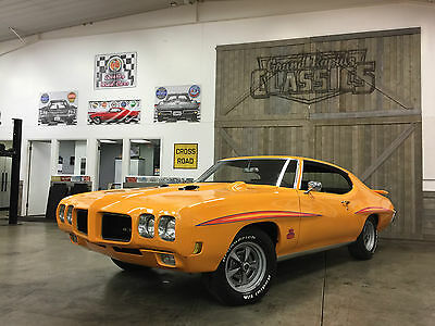 1970 Pontiac GTO GTO 1970 PONTIAC GTO 400/AUTOMATIC PHS BUILD SHEET **ROCK SOLID CAR**