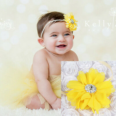 Newborn Baby Girls Skirt Tutu Clothes Knitted Crochet Photo Prop Outfits F01