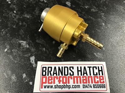 Kit Car Kitcar Fuel Pressure Regulator, Bosch, Inner Wing Mount - Gold