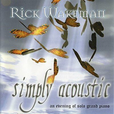Rick Wakeman-Simply Acoustic  (US IMPORT)  CD NEW