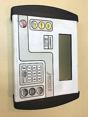Detecto 758C Digital Weight Physician Scale Console, Indicator Only