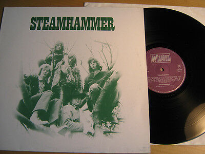 STEAMHAMMER - SAME    LP   Vinyl TOP    !!!***!!!