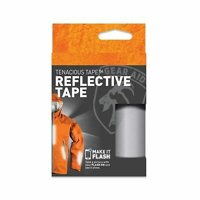 Gearaid Reflective Tape Gray