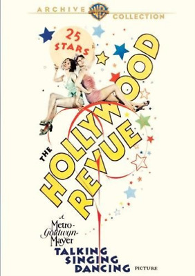 HOLLYWOOD REVUE OF 1929 / (...-Hollywood Revue of 1929  (US IMPORT)  DVD NEW