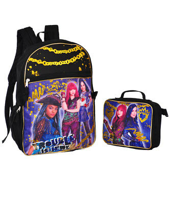 Disney Descendants Backpack with Insulated Lunchbox