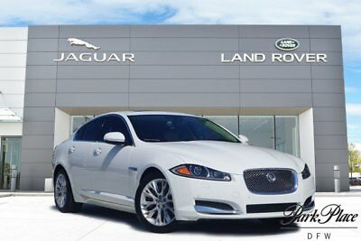 2013 Jaguar XF  CERTIFIED Convenience Package Premium Package Navigation Blind Spot Monitor