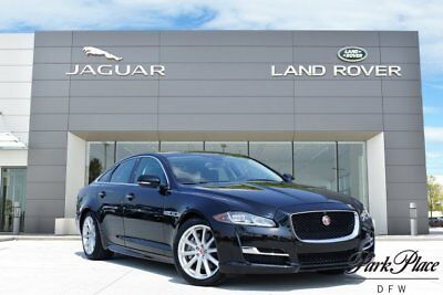 2016 Jaguar XJ R-Sport Sedan 4-Door CERTIFIED Comfort Package Heated and Cooled Front Seats Illumination Package