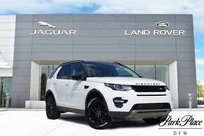 2017 Land Rover Discovery  Black Design Package Climate Comfort Package Driver Assist Plus Package