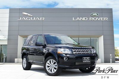 2014 Land Rover LR2  Climate Comfort Package HSE Package Satellite and HD Radio