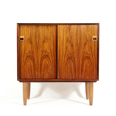 Retro Vintage Danish Modern Rosewood Sideboard TV Cabinet 60s 70s Mid Century