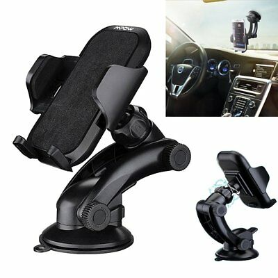 Mpow 360° Car Dashboard Windshield Cell Phone GPS Mount Holder Stand Universal