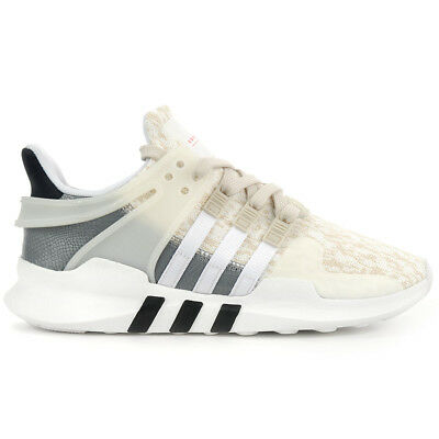 Adidas Women s Equipment Support ADV EQT Clear Brown White Shoes BA7593 NEW! 8dae7fae57