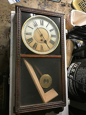 Sessions Store Regulator E - Time Only Clock - Project to restore