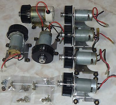 """Replacement Motors For Chinon & Bell & Howell Projectors, & Tobin """"phd"""" Telecine"""