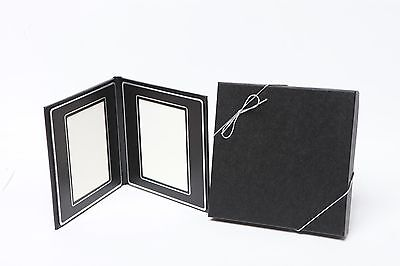 Delux 4X5 in Photo frame in gift box with ribbon