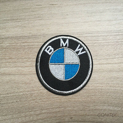 Patch Ecusson Thermocollant ★Bmw★ Embroidery Sticker