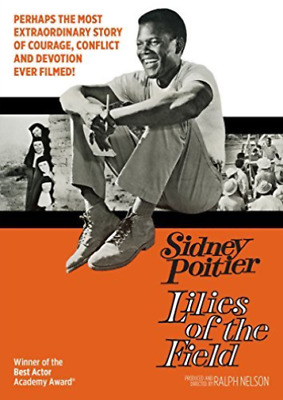 `poitier,sidney`-Lilies Of The Field  (Us Import)  Dvd New