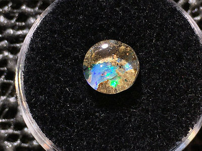 British Columbia, Canadian Precious Opal Doublet 8mm