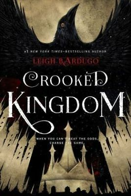 Leigh Bardugo - Six of Crows Vol.2: Crooked Kingdom - A Sequel to Six of Cr NEU
