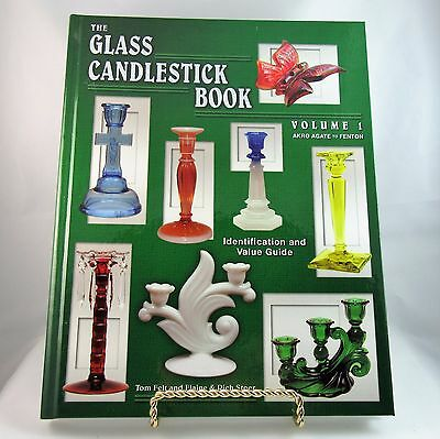 The Glass Candlestick Book Vol. 1 by Elaine Stoer, Tom Felt and Rich Stoer 2002