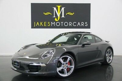 2015 Porsche 911 Carrera 4S Coupe ($131K MSRP) 2015 Porsche Carrera 4S Coupe, $131K MSRP! ONLY 5400 MILES! AGATE GREY, LOADED!
