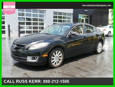 2011 Mazda Mazda6 i Grand Touring 2011 i Grand Touring Used 2.5L I4 16V Automatic Front Wheel Drive Sedan Bose
