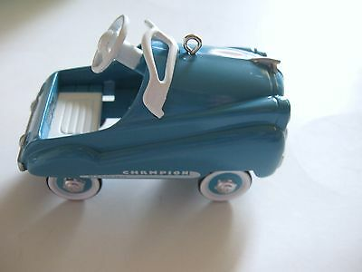 Hallmark Kiddie Car Classics 1955 Murray Champion Pedal Car #1 Series 1994 ~NEW