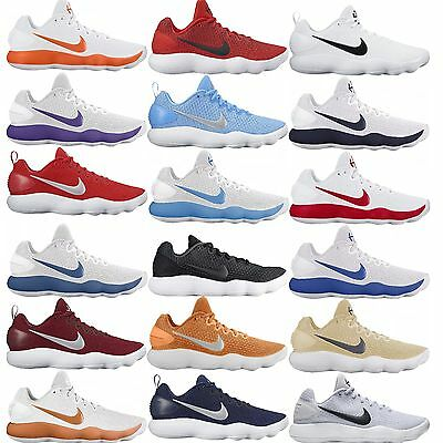 168311bba52e Nike React Hyperdunk 2017 Low Men s Basketball Shoe Comfy Lifestyle Sneakers